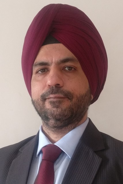 Picture of Mr. Gagandeep S Chhina